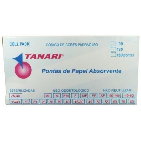 CONE PAPEL CELL PACK 80 TANARI